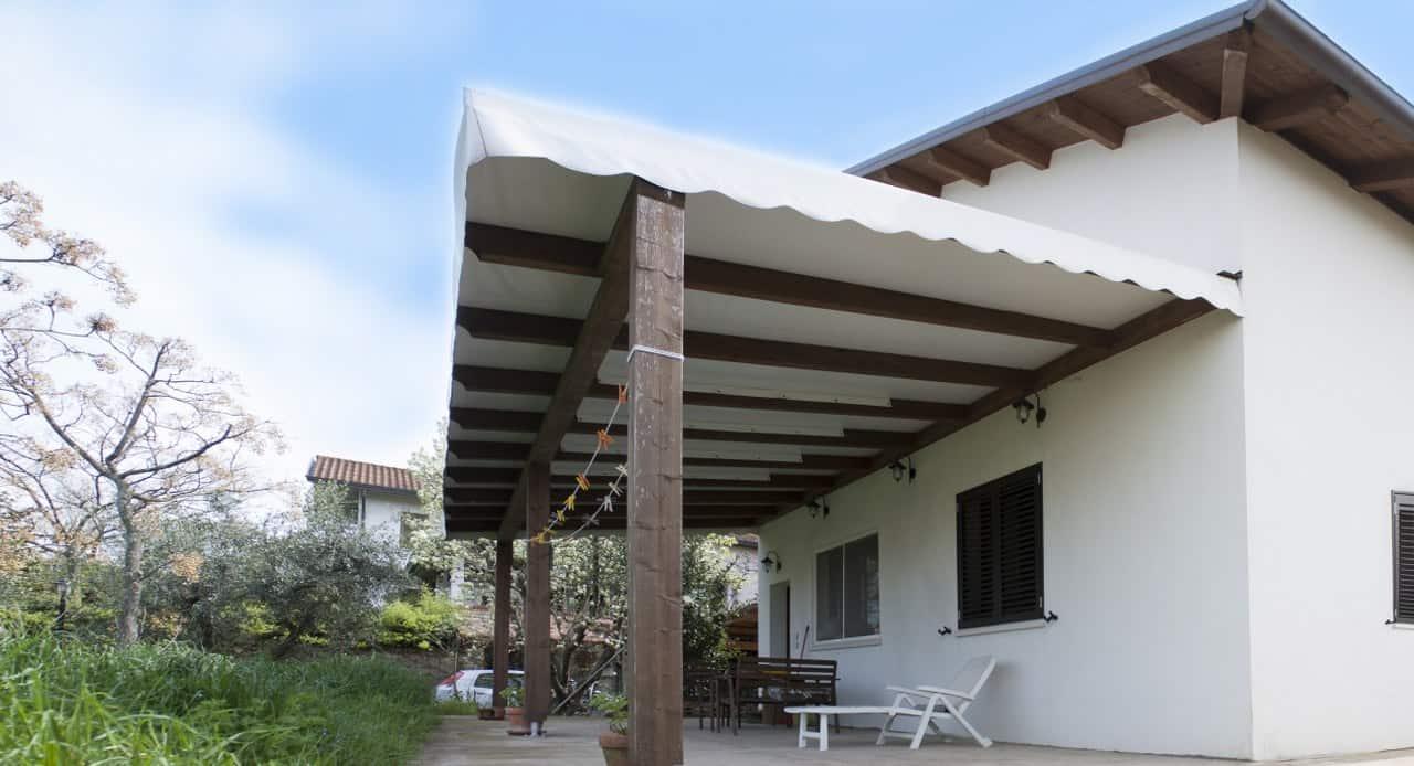 Casa in legno senza colle riccione protek case in legno for Case in legno senza fondamenta
