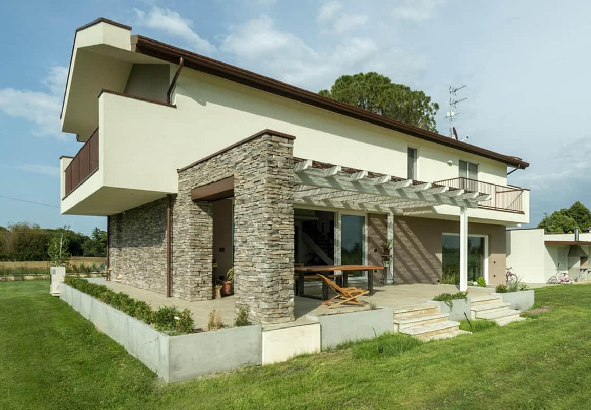 Protek case in legno ad alta efficienza energetica - Fideiussione casa ...
