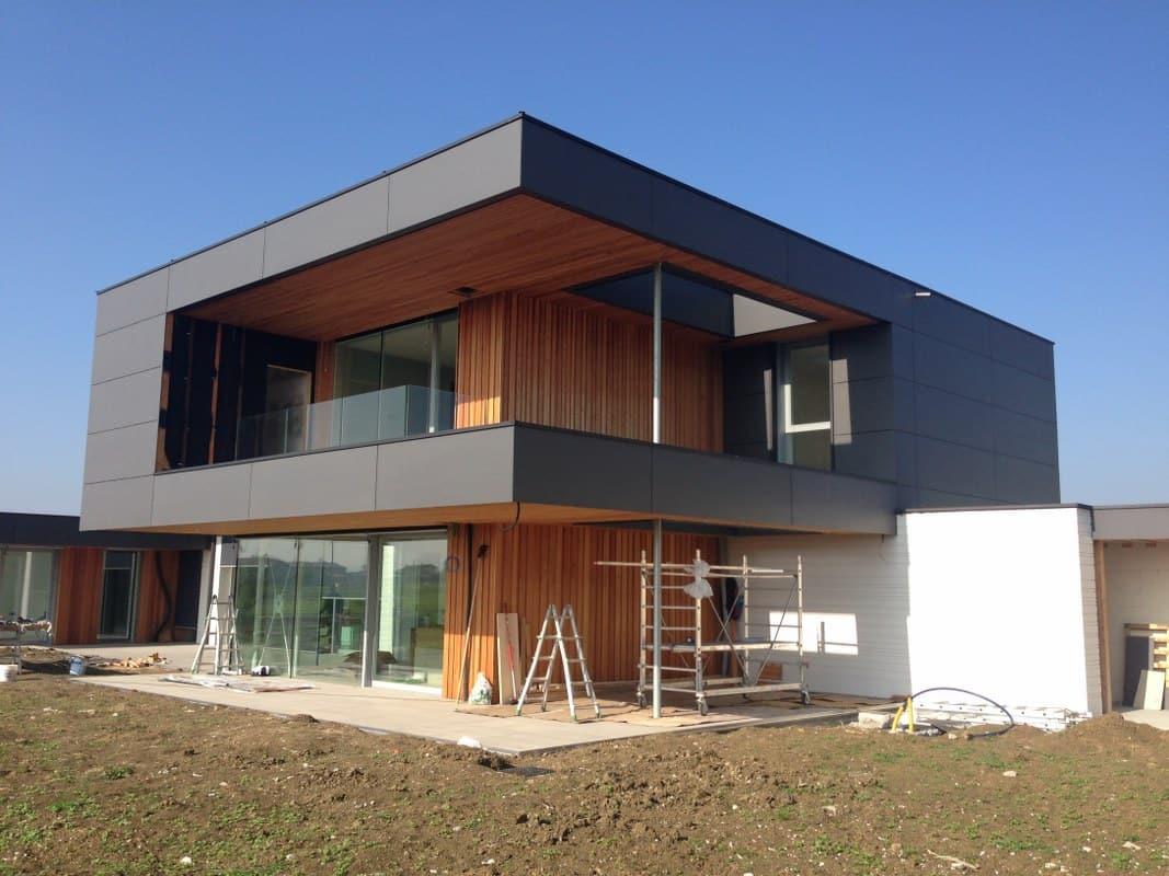 Xlam protek case in legno for Case legno xlam
