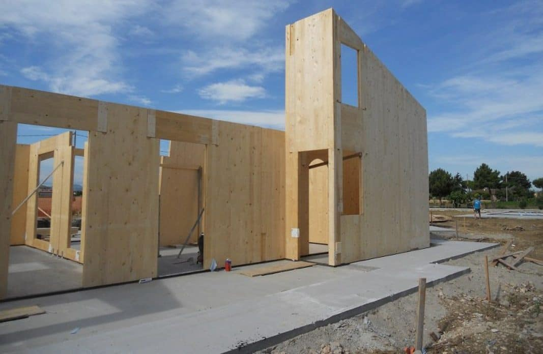 Case a telaio joist certificati passive house protek for Case in legno xlam