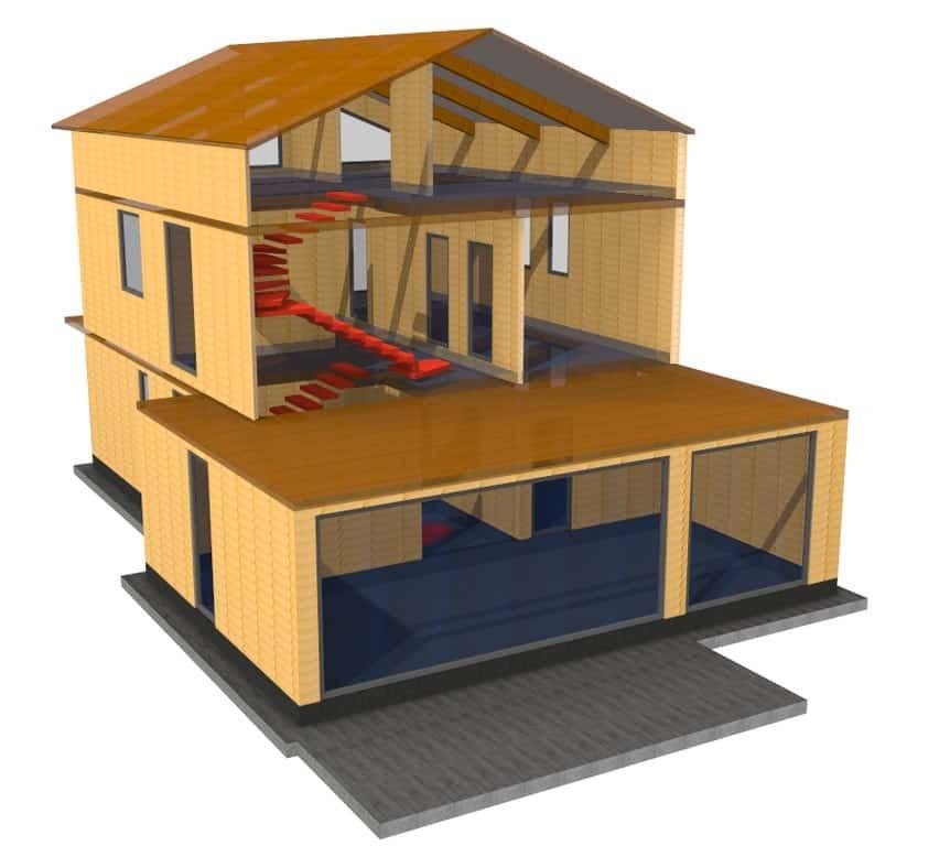 Passive House 3